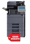 Copystar CS 2552ci Color MFP Package 2 (25ppm/25ppm)