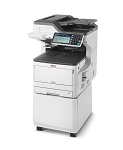 Okidata MC873dnc Color MFP (35ppm/35ppm)