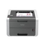Brother HL-3140CW Digital Color Printer with Wireless Networking (19ppm/19ppm)