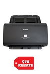 Canon imageFORMULA DR-C240 Office Document Scanner (45 ppm / 90 ipm)