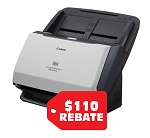 Canon imageFORMULA DR-M160II Office Document Scanner (60 ppm / 120 ipm)