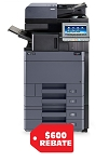 Copystar CS 2552ci Color MFP (25ppm/25ppm)