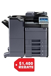 Copystar CS 5052ci Color MFP (50ppm/50ppm)