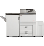 Ricoh Aficio MP 9002SP Black and White Laser Multifunction Printer (90ppm)