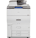 Ricoh MP C8003 Color Laser Multifunction Printer (80ppm)