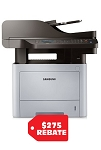 Samsung  ProXpress M4070FR Black & White Multifunction (40ppm)