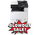 Kyocera ECOSYS M8124cidn A3 Color MFP Package1