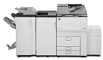 Ricoh Aficio MP 7502SP Black and White Laser Multifunction Printer (75ppm)