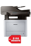 Samsung  ProXpress M3870FW Black & White Multifunction (40ppm)