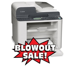 Canon Factory Refurbished Faxphone L190 Desktop Laser Facsimile (16ppm)