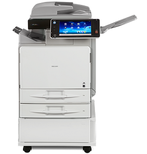 Ricoh MP C401SR Color Laser Multifunction Printer (42ppm)
