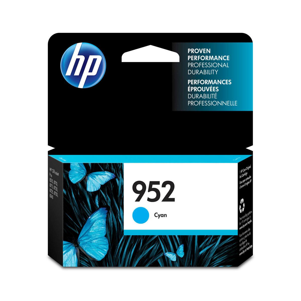 HP 952 (L0S49AN) Cyan Original...