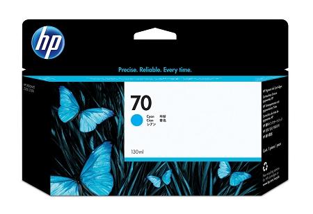 HP 70 (C9452A) Cyan Original...