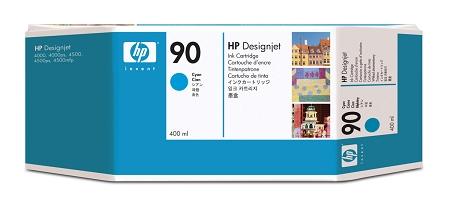 HP 90 (C5061A) Cyan Original...