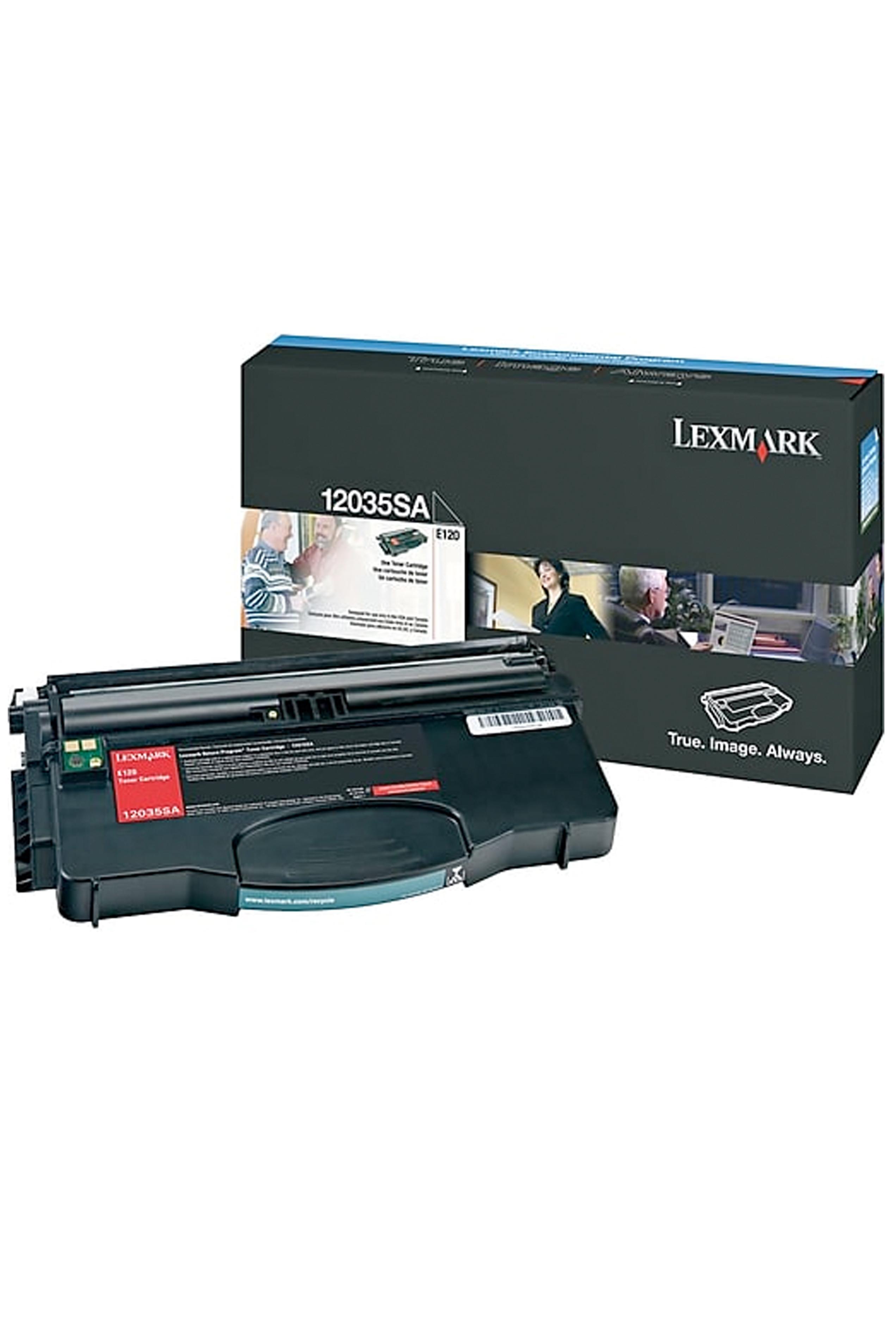 Lexmark LEXMARK E120 - 2K REGULAR TONER CARTRIDGE (12035SA)