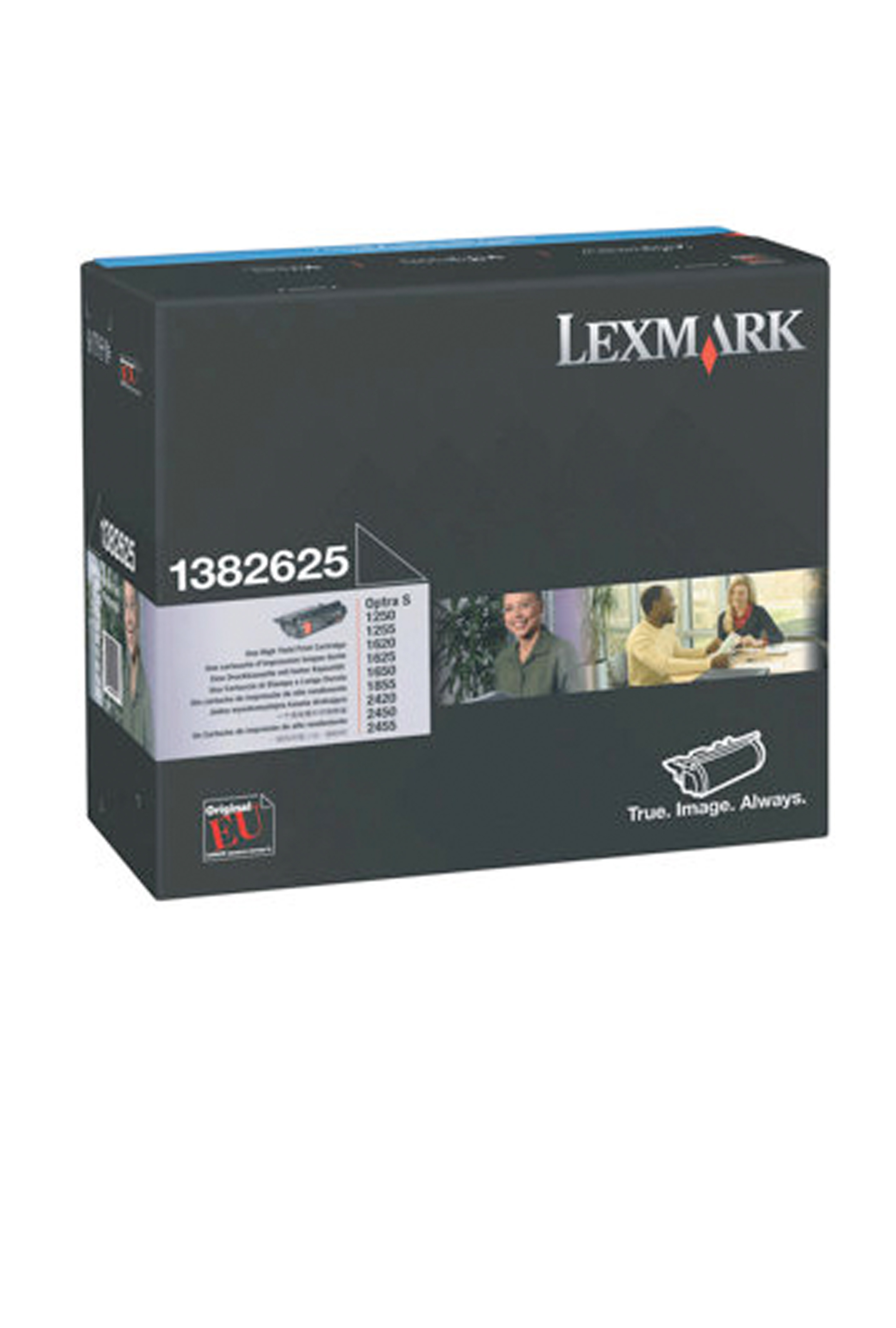 Lexmark LEXMARK OPTRA S 17.6K @5% REGULAR CARTRIDGE (1382625)