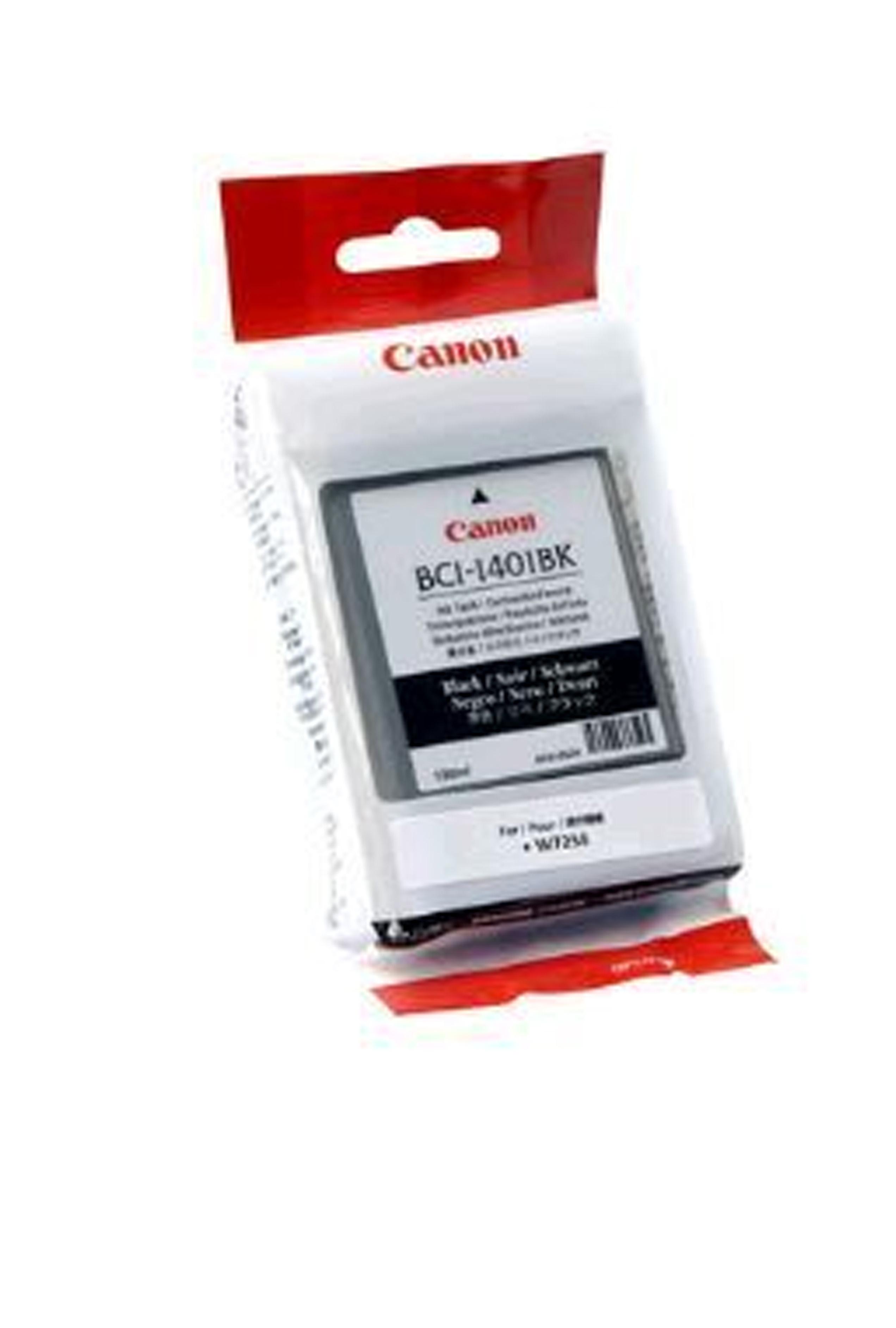 Canon BCI-1401BK - Black Ink Tank 130ml (7568A001AA)