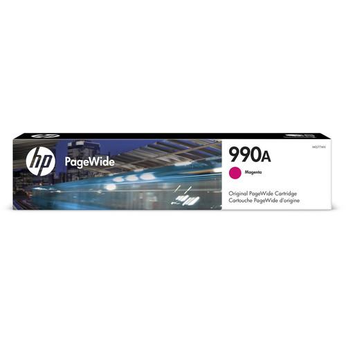 HP 990A (M0J77AN) Magenta Original PageWide Cartridge (10 000...