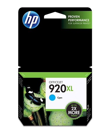 HP 920XL (CD972AN) High Yield...