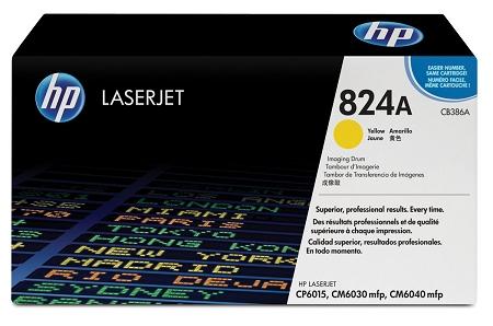 HP 824A (CB386A) Yellow Original...