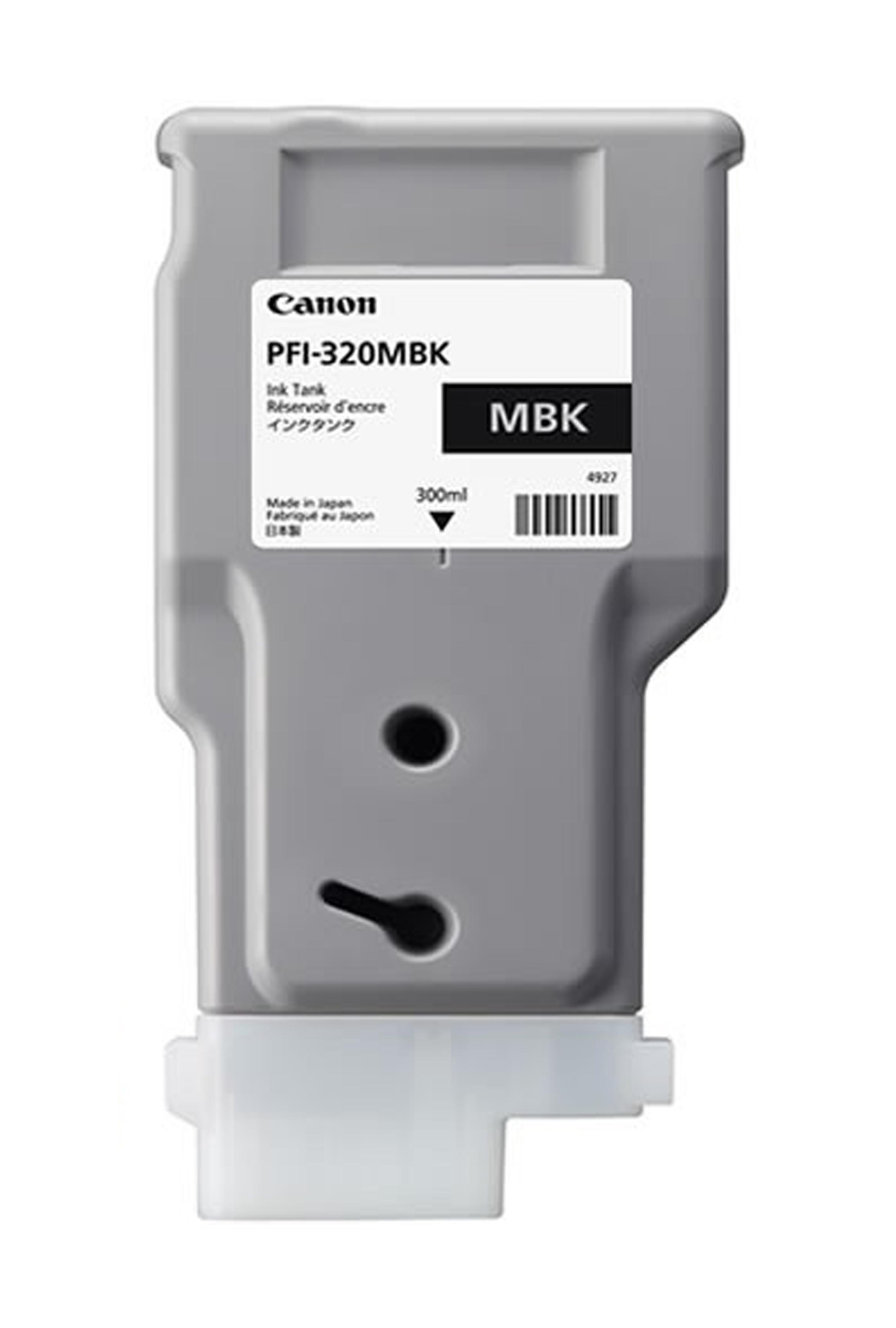 Canon Ink Tank PFI 320MBK Pigment Matte Black Ink tank 300ml (2889C001AA)