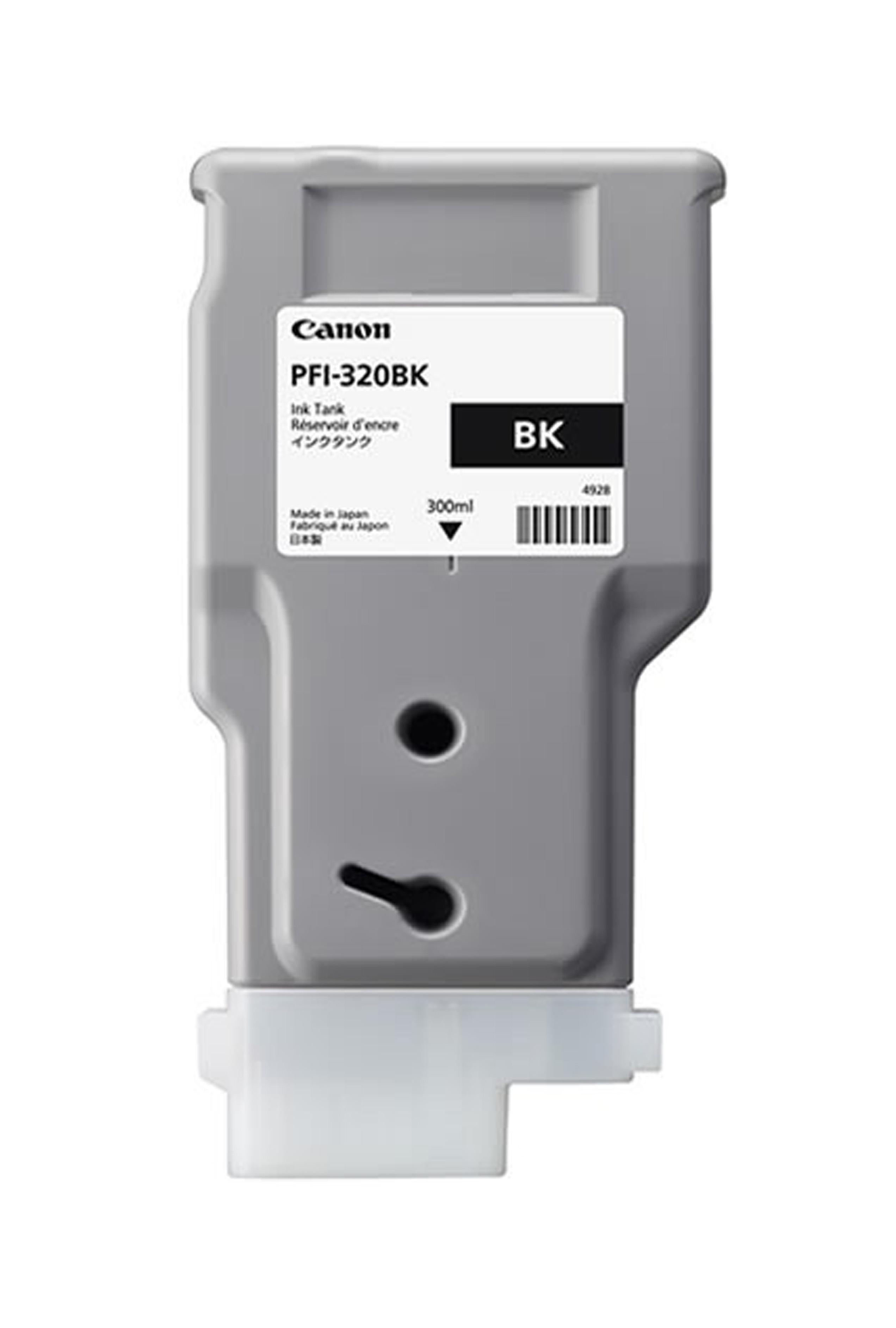 Canon Ink Tank PFI 320BK Pigment Ink Tank 300ml (2890C001AA)