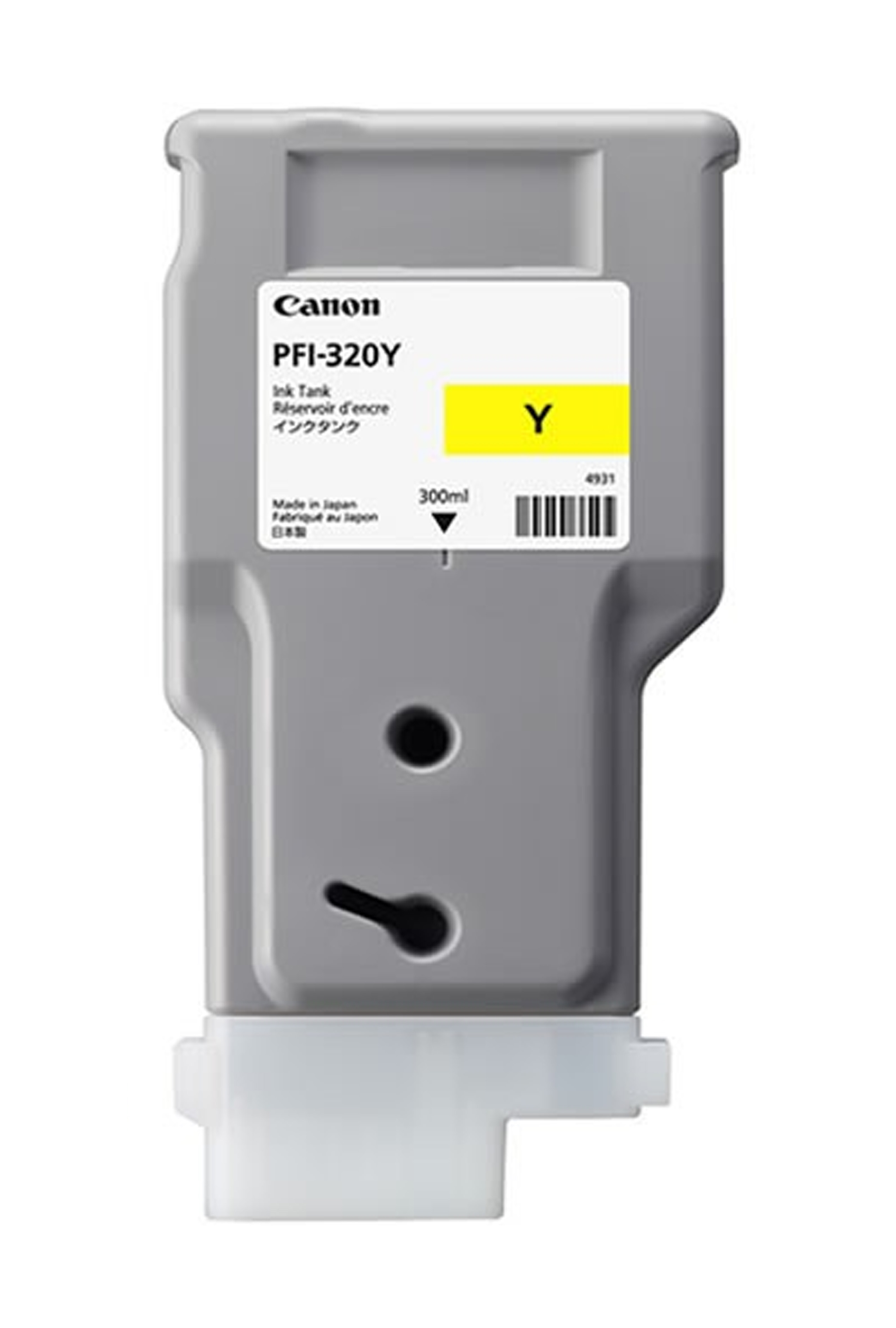 Canon Ink tank PFI-320Y Pigment Ink Tank 300ml (2893C001AA)