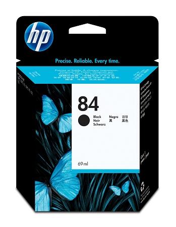 HP 84 (C5016A) Black Original...