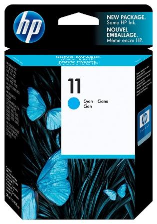 HP 11 (C4836A) Cyan Original...