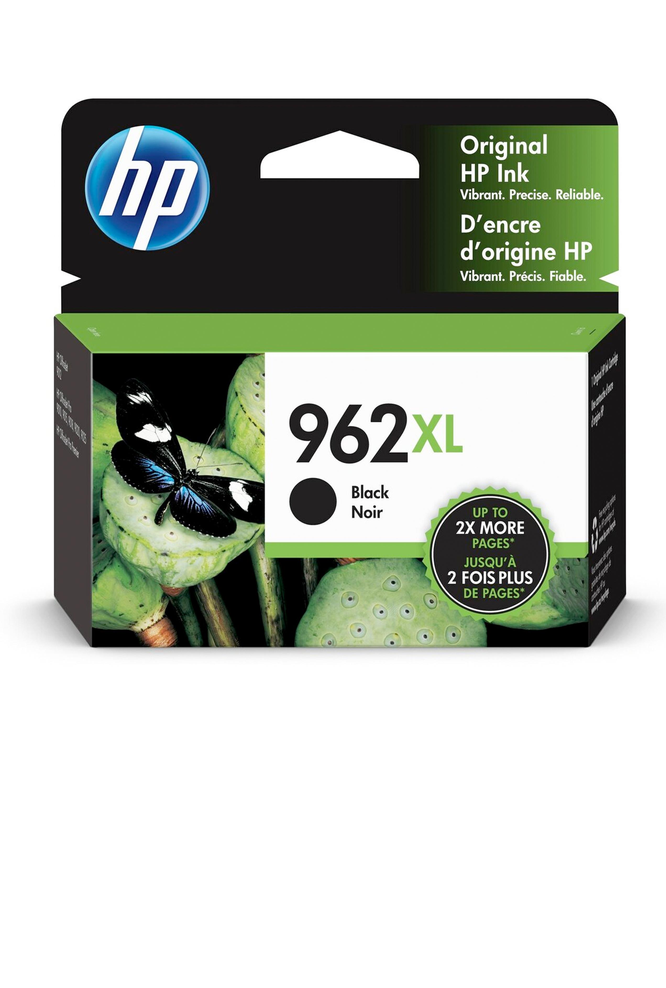 HP 962XL BLACK ORIGINAL CARTRIDGE (2K) (3JA03AN)