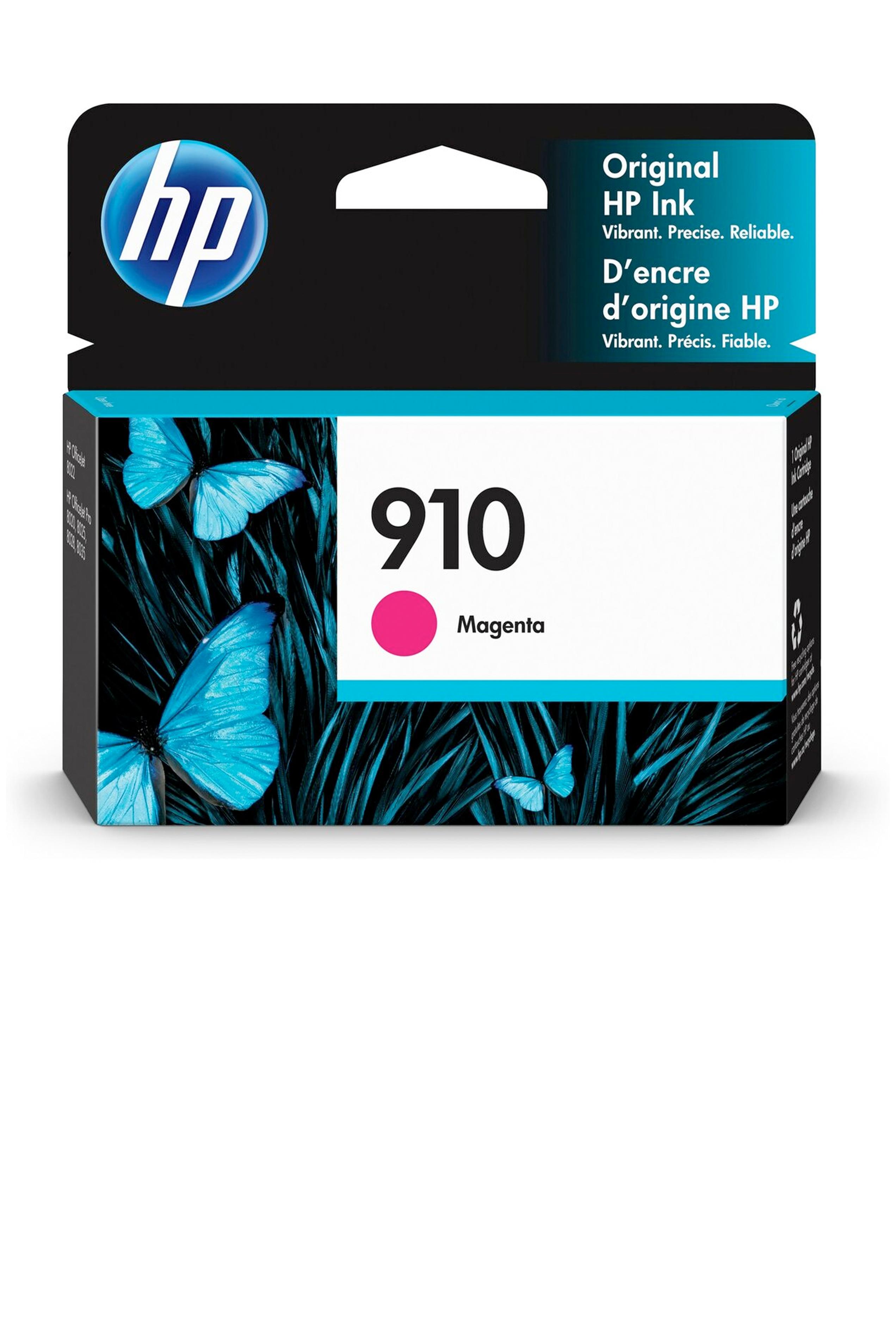 HP 910 MAGENTA ORIGINAL CARTRIDGE (315 YLD) (3YL59AN)