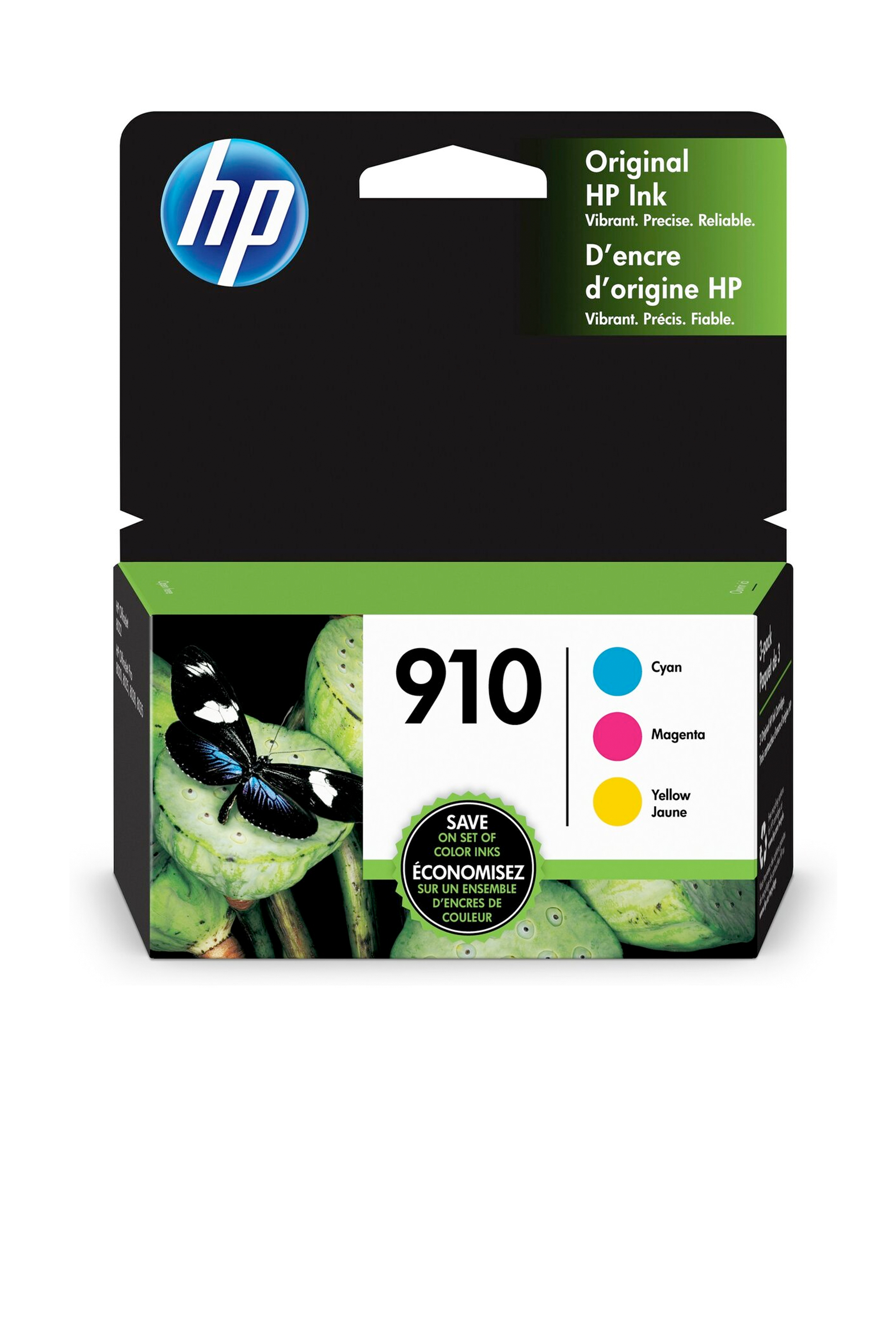 HP 3 Pack Color Set (3YN97AN)