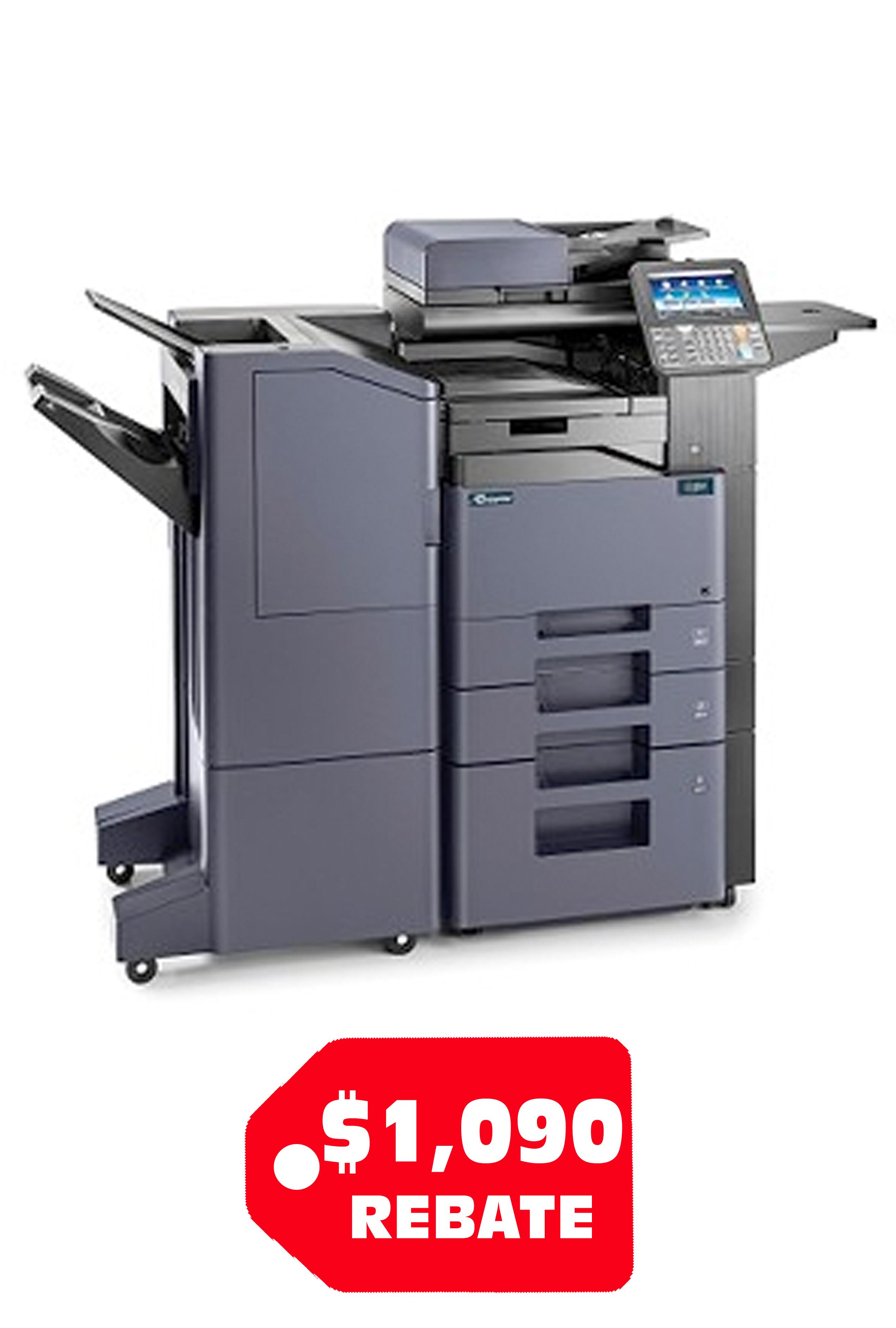 Copystar CS 406ci Color MFP (42ppm/42ppm)
