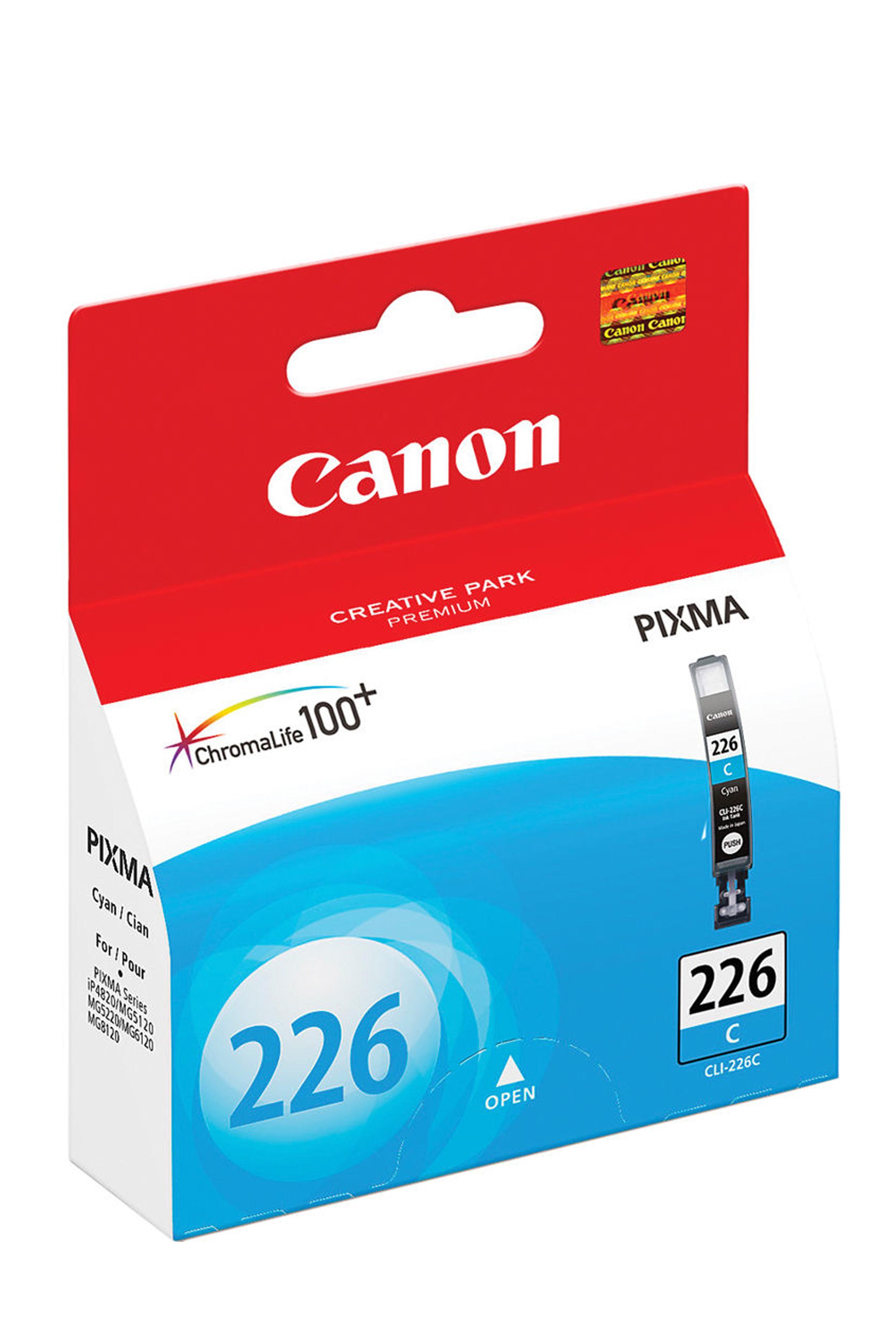 Canon CLI-226 Cyan Ink Tank (4547B001)