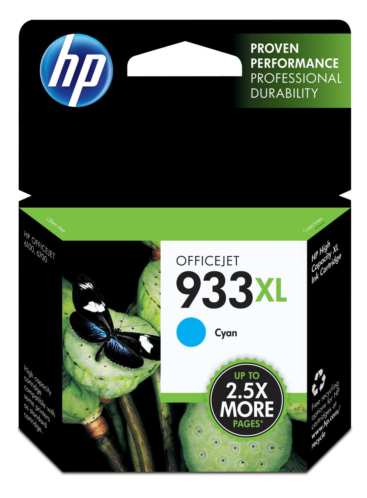 HP 933XL (CN054AN) High Yield...