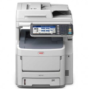 Okidata MC770+ Workgroup Color MFP (35ppm/37ppm)