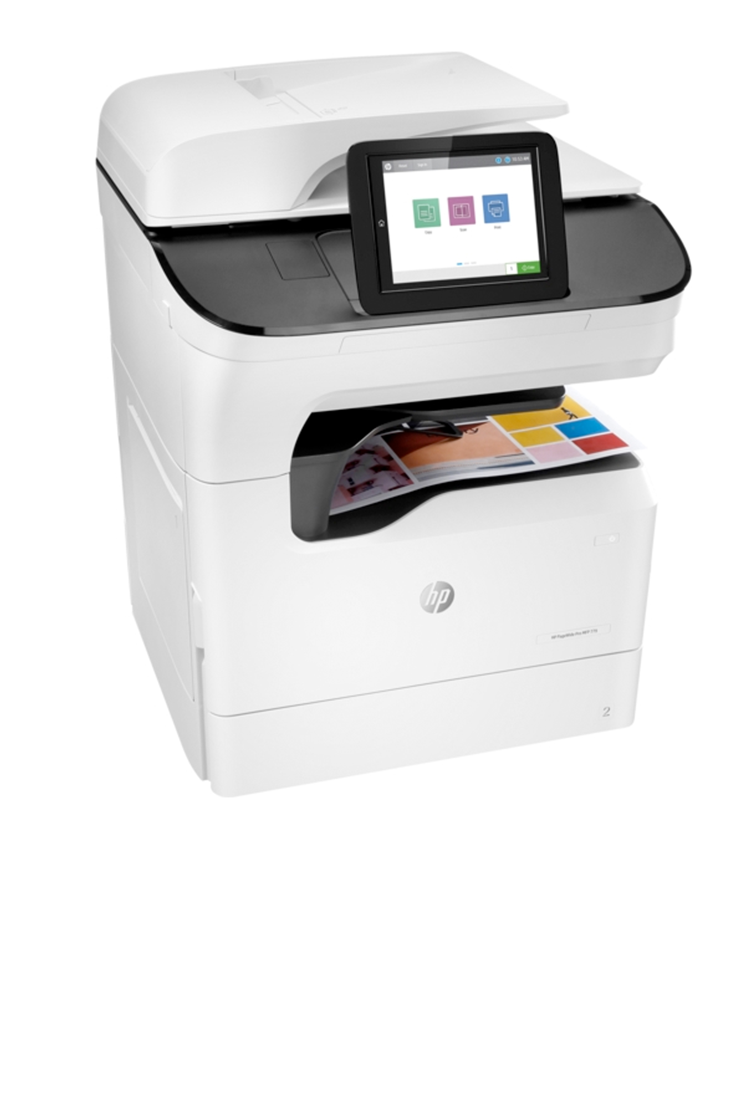 HP PAGEWIDE PRO 779DNS MFP PRINTER (4PZ46A#B1H)