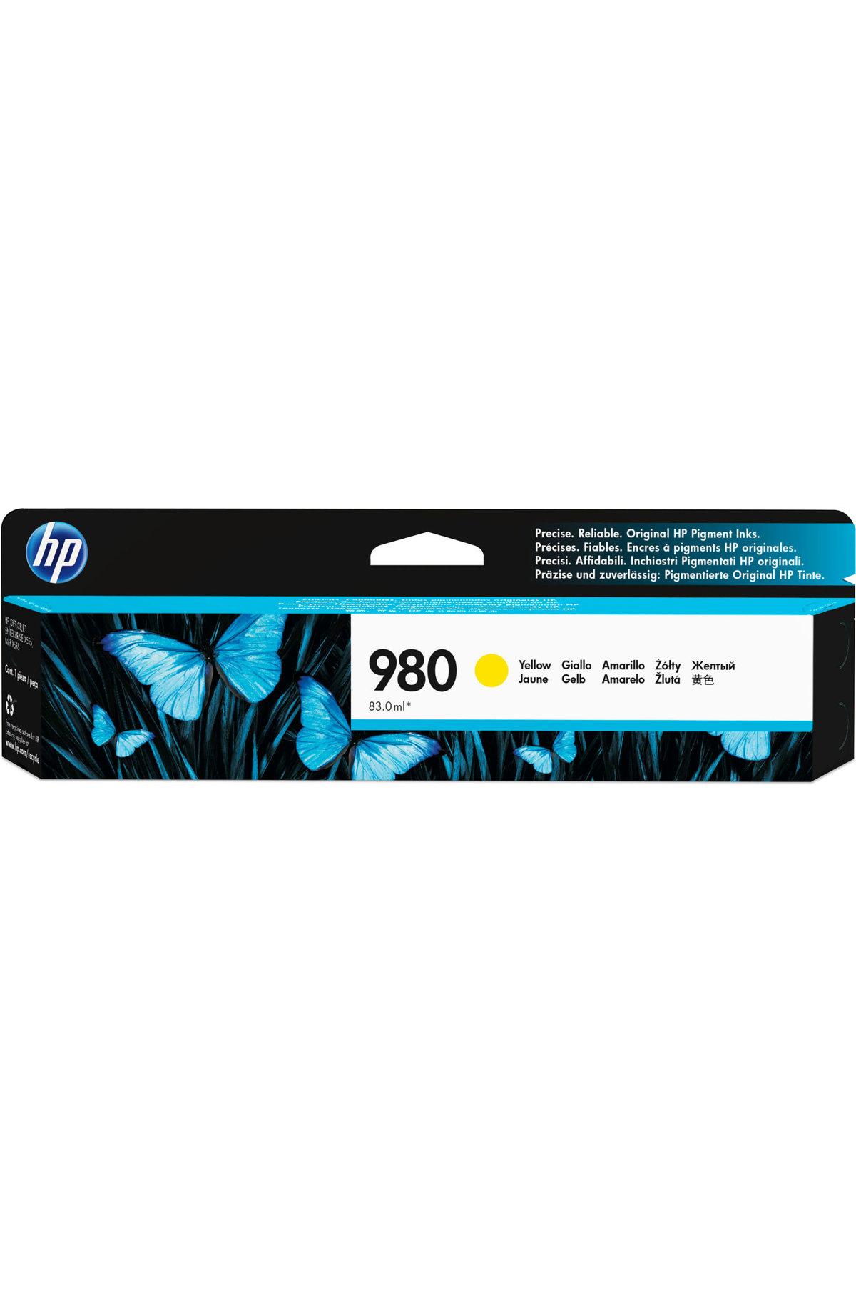 HP 980 (D8J09AG) Yellow Original...