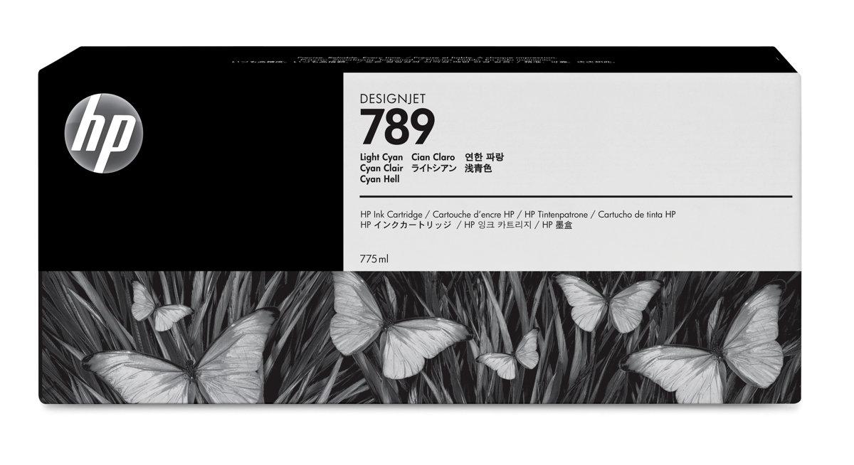 HP 789 (CH619A) Light Cyan...