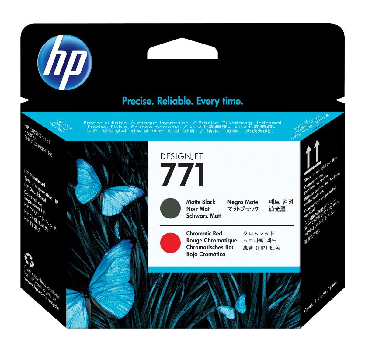 HP 771 (CE017A) Matte Black/Chromatic...