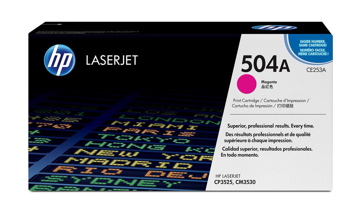 HP Magenta Original LaserJet Toner Cartridge for US Government...