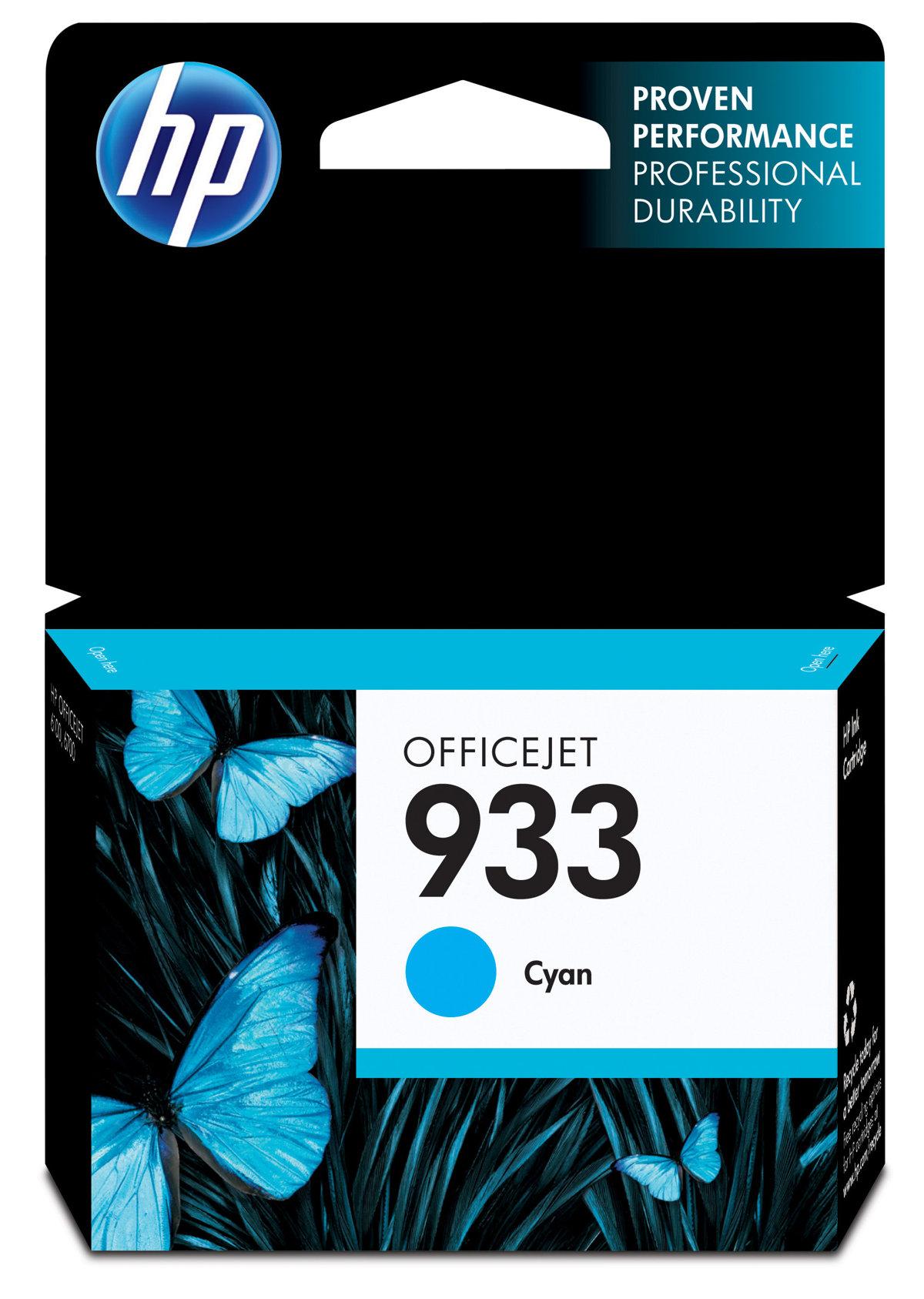 HP 933 (CN058AN) Cyan Original...
