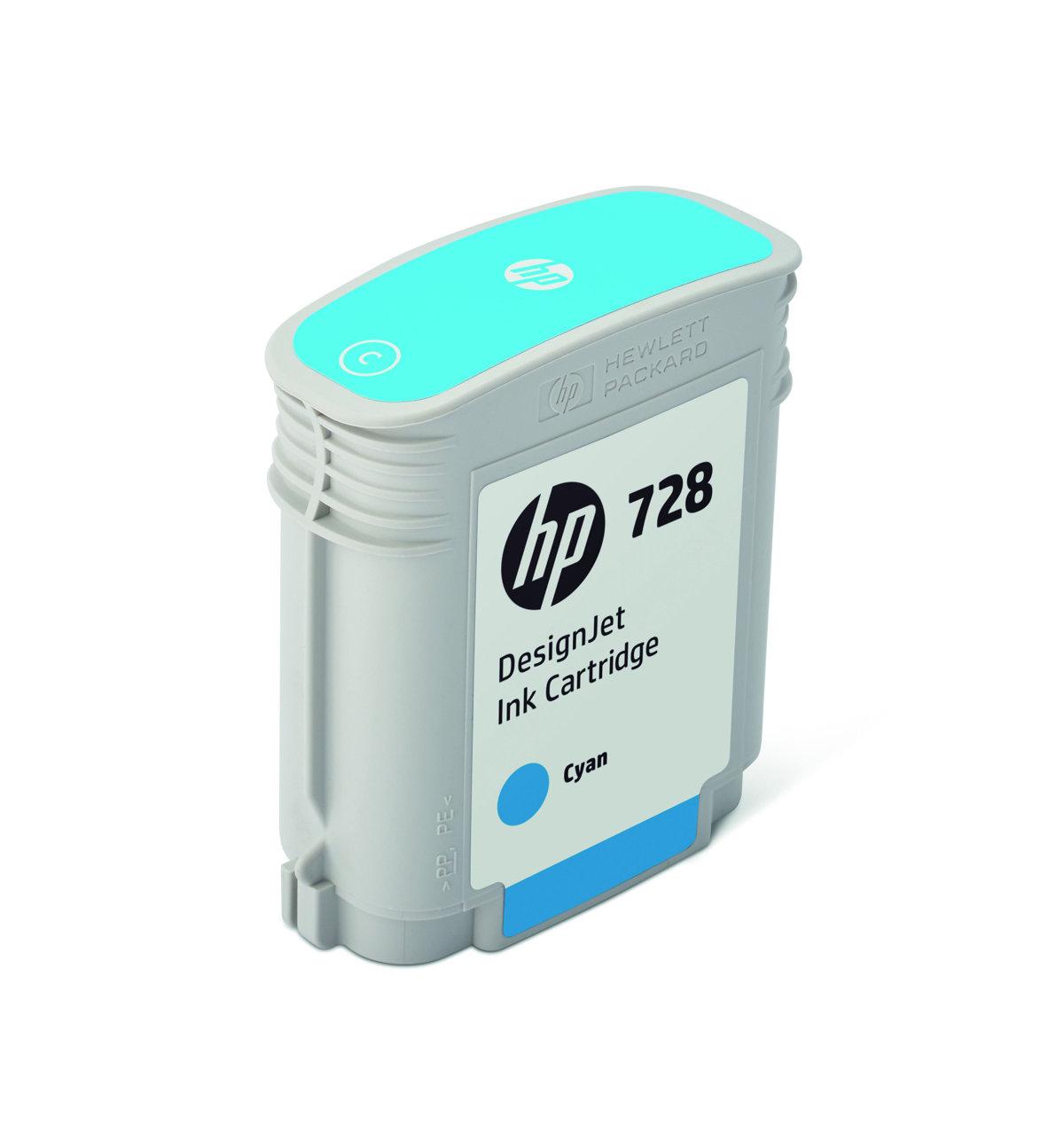 HP 728 (F9J63A) Cyan Original...
