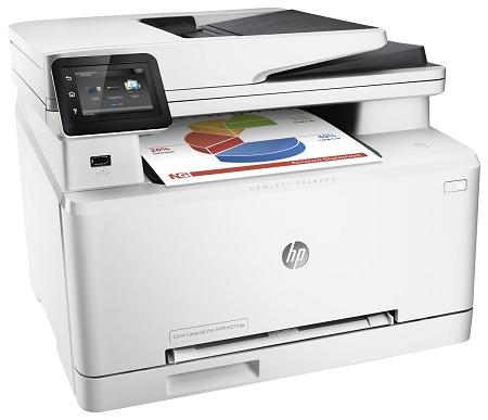 HP Color LaserJet Pro MFP...