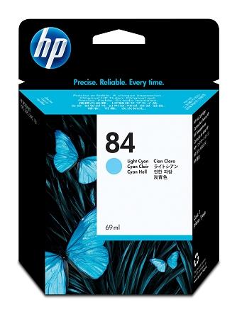 HP 84 (C5017A) Light Cyan...