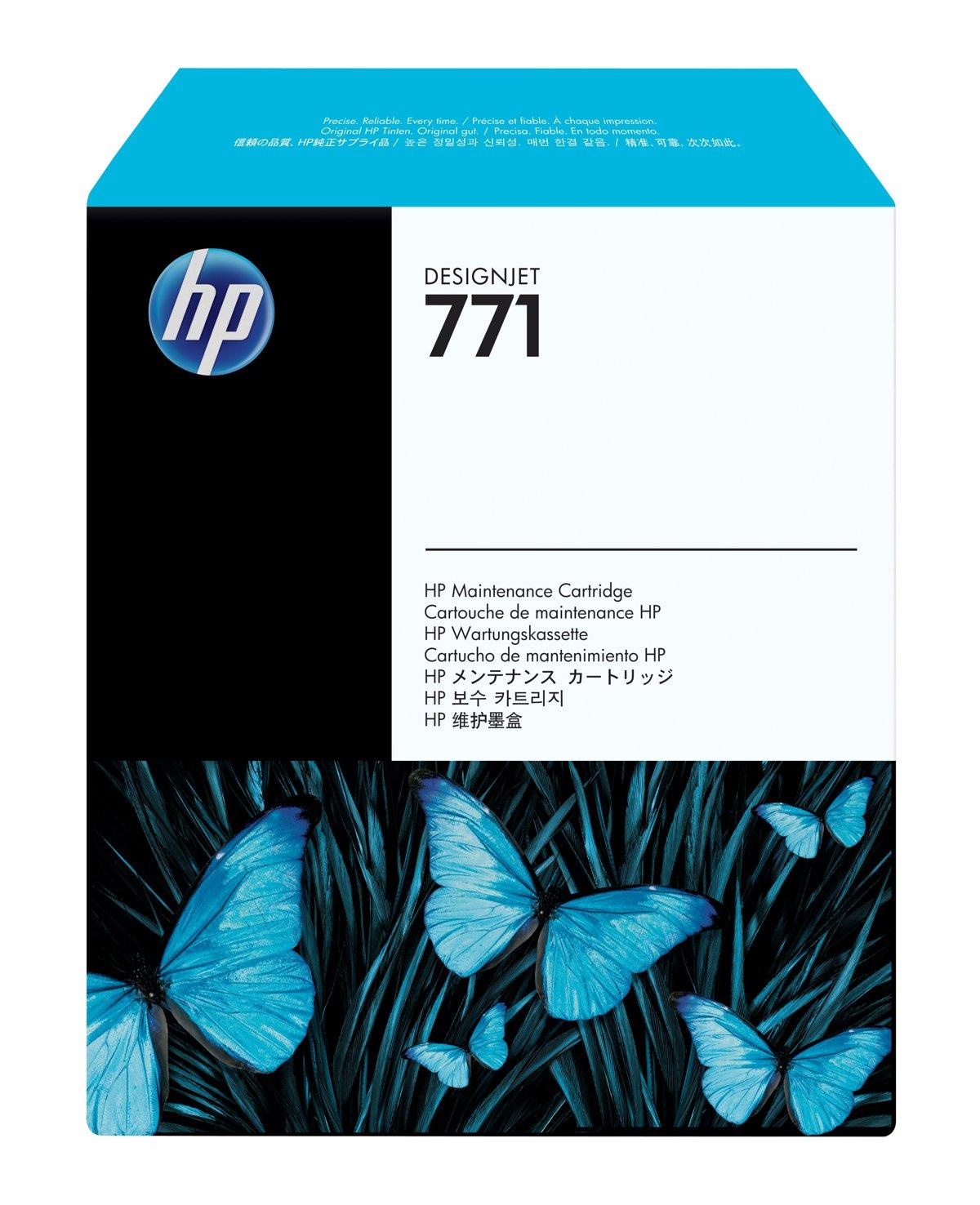 HP 771 (CH644A) Maintenance...