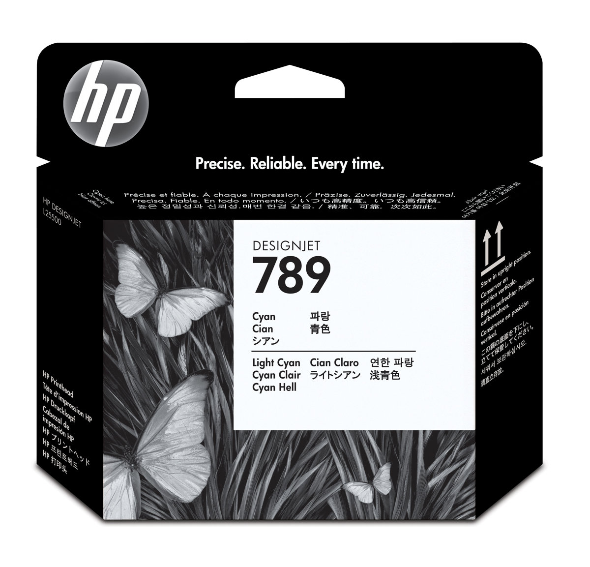 HP 789 (CH613A) Cyan/Light...