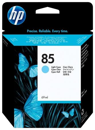 HP 85 (C9428A) Light Cyan...