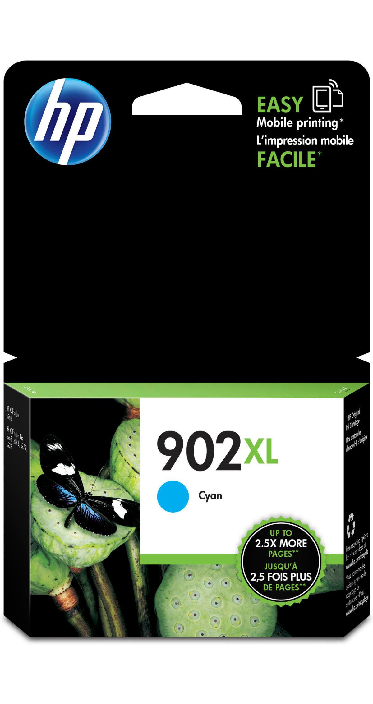 HP 902XL (T6M02AN) Cyan Original...