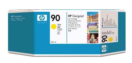 HP 90 (C5064A) Yellow Original...